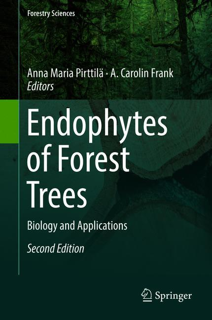 Cover of 'Endophytes of Forest Trees'