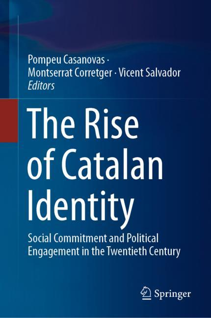 Cover of 'The Rise of Catalan Identity'