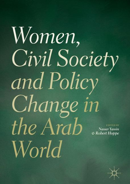 Cover of 'Women, Civil Society and Policy Change in the Arab World'