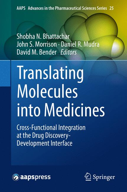 Cover of 'Translating Molecules into Medicines'