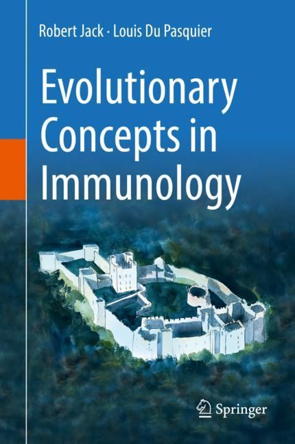 Cover of 'Evolutionary Concepts in Immunology'