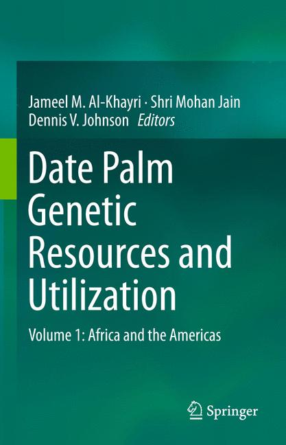 Cover of 'Date Palm Genetic Resources and Utilization'