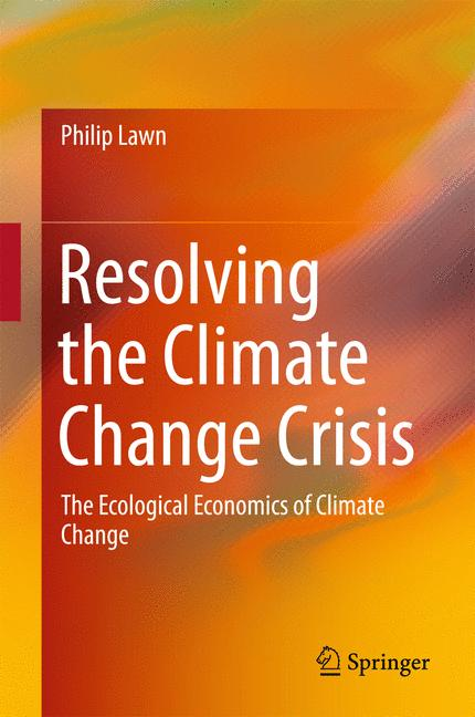 Cover of 'Resolving the Climate Change Crisis'