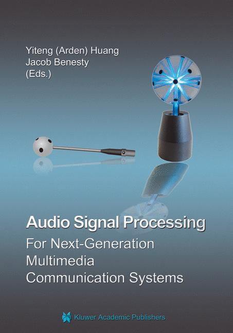 Cover of 'Audio Signal Processing for Next-Generation Multimedia Communication Systems'