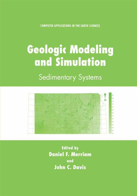 Cover of 'Geologic Modeling and Simulation'