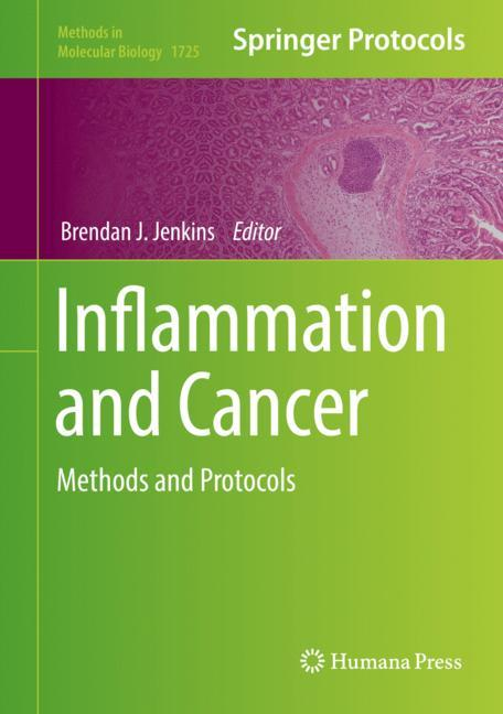 Cover of 'Inflammation and Cancer'