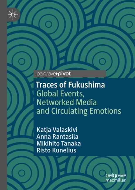 Cover of 'Traces of Fukushima'