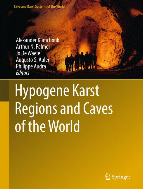 Cover of 'Hypogene Karst Regions and Caves of the World'