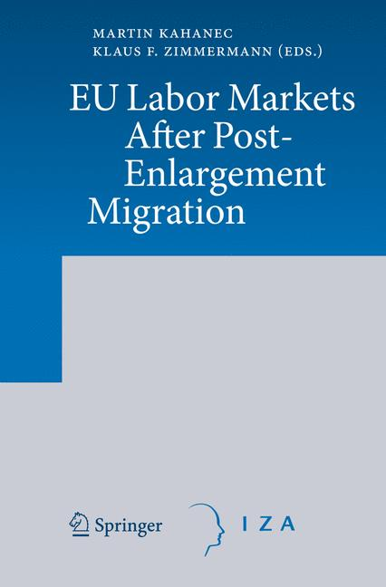 Cover of 'EU Labor Markets After Post-Enlargement Migration'