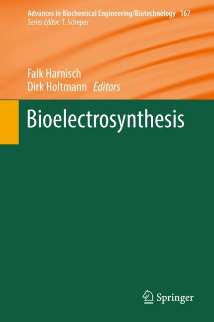 Cover of 'Bioelectrosynthesis'