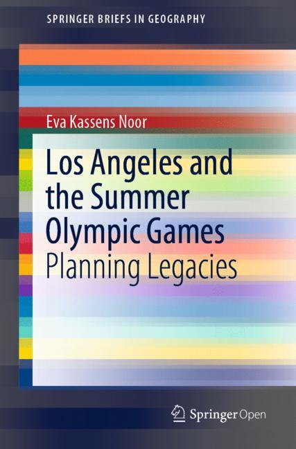 Cover of 'Los Angeles and the Summer Olympic Games'