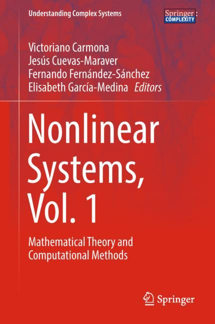 Cover of 'Nonlinear Systems, Vol. 1'