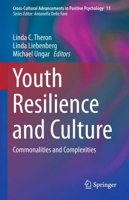 Cover of 'Youth Resilience and Culture'