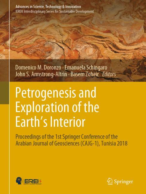 Cover of 'Petrogenesis and Exploration of the Earth's Interior'