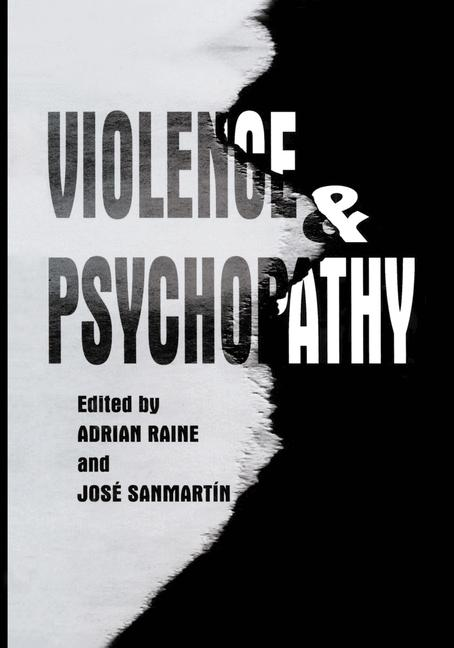 Cover of 'Violence and Psychopathy'