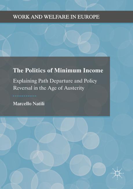 Cover of 'The Politics of Minimum Income'
