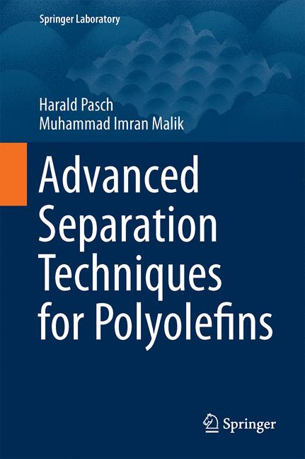 Cover of 'Advanced Separation Techniques for Polyolefins'