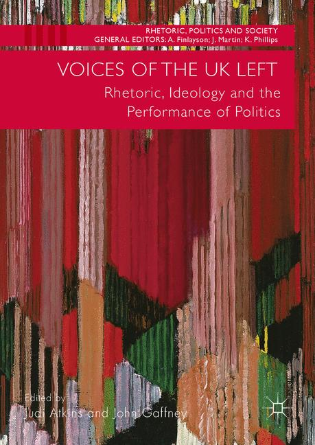 Cover of 'Voices of the UK Left'