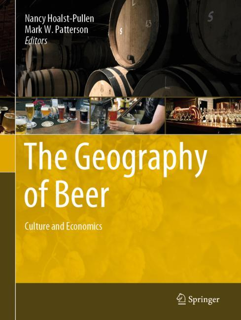 Cover of 'The Geography of Beer'