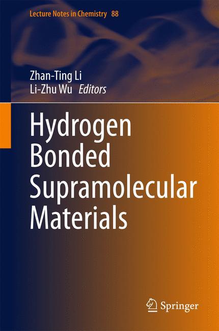 Cover of 'Hydrogen Bonded Supramolecular Materials'