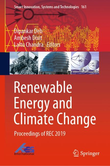Cover of 'Renewable Energy and Climate Change'