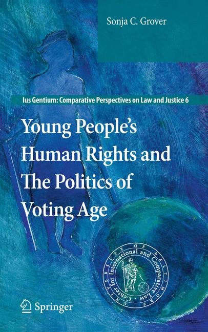 Cover of 'Young People's Human Rights and the Politics of Voting Age'