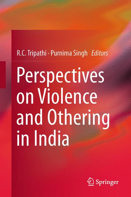 Cover of 'Perspectives on Violence and Othering in India'