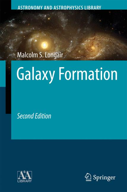 Cover of 'Galaxy formation'