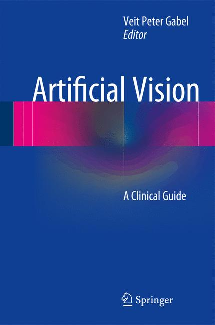 Cover of 'Artificial Vision'