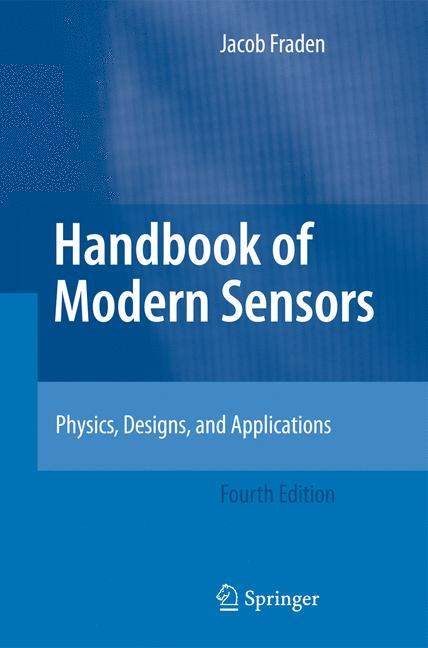 Cover of 'Handbook of Modern Sensors'