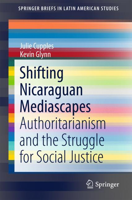 Cover of 'Shifting Nicaraguan Mediascapes'