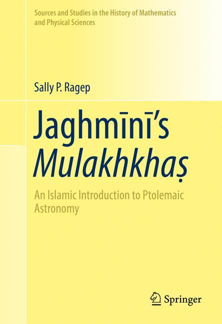 Cover of 'Jaghmīnī's Mulakhkhaṣ'