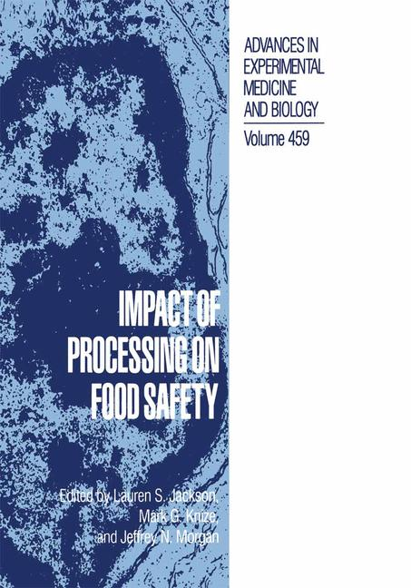 Cover of 'Impact of Processing on Food Safety'