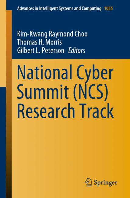 Cover of 'National Cyber Summit (NCS) Research Track'