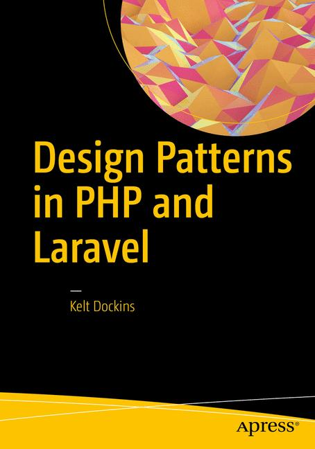Cover of 'Design Patterns in PHP and Laravel'