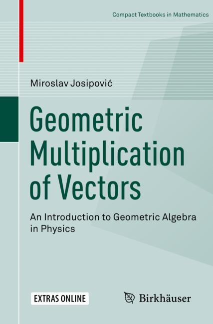 Cover of 'Geometric Multiplication of Vectors'