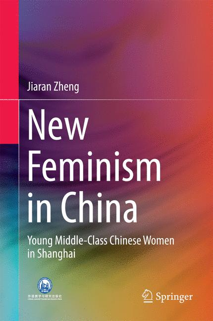 Cover of 'New Feminism in China'