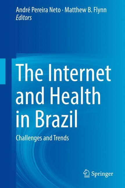 Cover of 'The Internet and Health in Brazil'