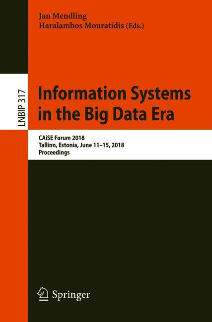 Cover of 'Information Systems in the Big Data Era'