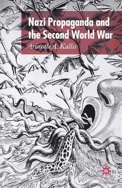 Cover of 'Nazi propaganda and the Second World War'