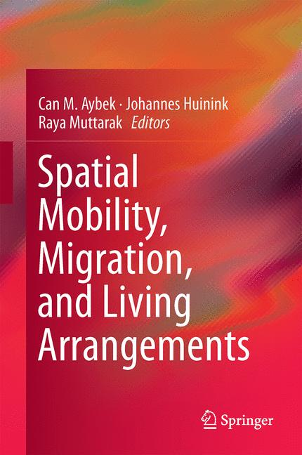 Cover of 'Spatial Mobility, Migration, and Living Arrangements'