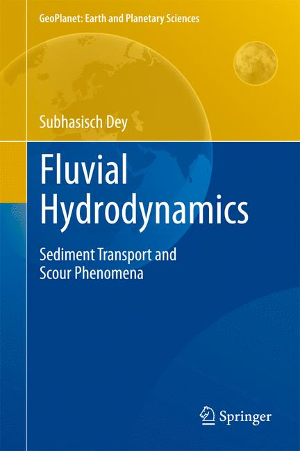 Cover of 'Fluvial Hydrodynamics'