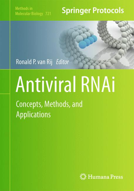 Cover of 'Antiviral RNAi'
