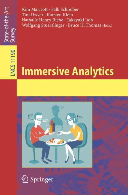 Cover of 'Immersive Analytics'