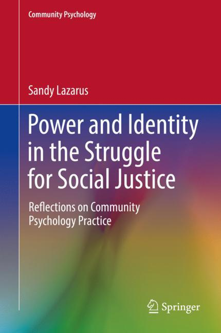 Cover of 'Power and Identity in the Struggle for Social Justice'