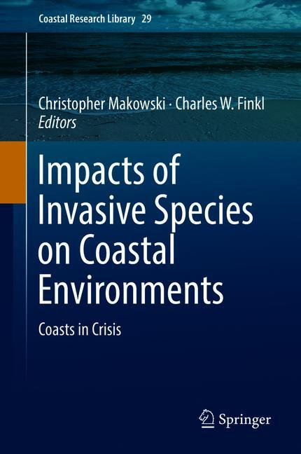 Cover of 'Impacts of Invasive Species on Coastal Environments'