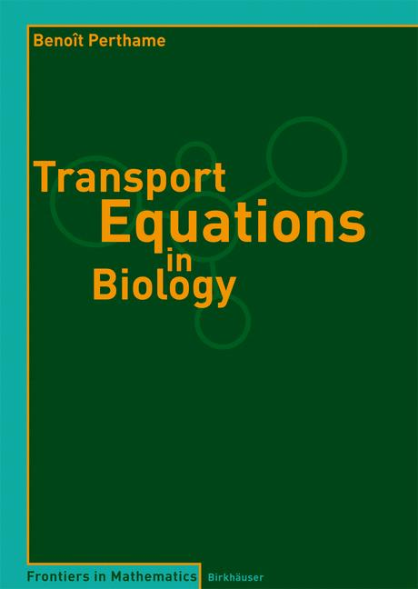 Cover of 'Transport Equations in Biology'