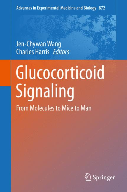 Cover of 'Glucocorticoid Signaling'