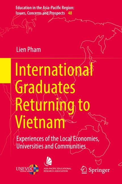 Cover of 'International Graduates Returning to Vietnam'