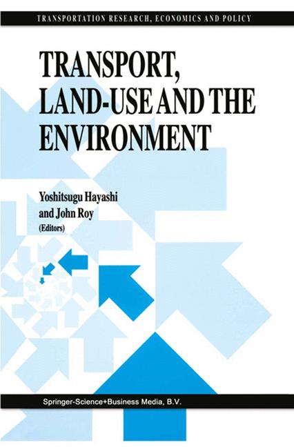 Cover of 'Transport, Land-Use and the Environment'